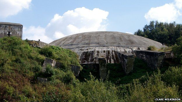 Wizernes V2 bunker