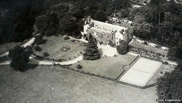 Rollesby Hall pre 1950