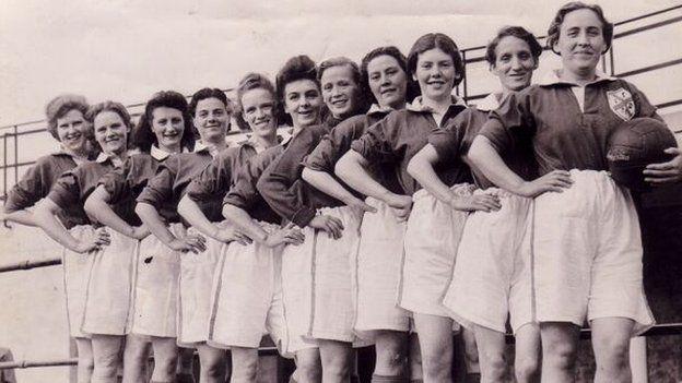 Edinburgh Dynamos 1946