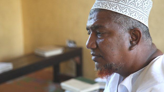 Makaburi is on a UN Security Council list that bans him from foreign travel