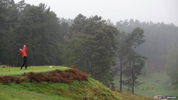 Hindhead Golf Club, Surrey