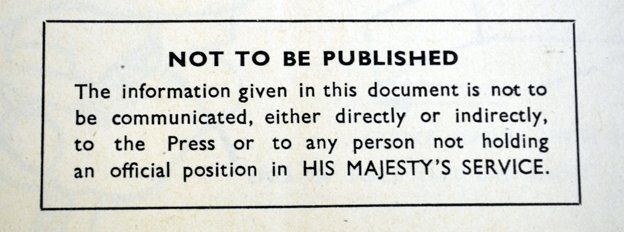 Press warning