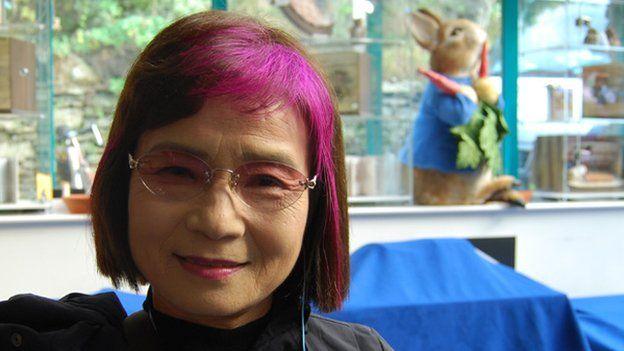 Kazuko Kobayashi