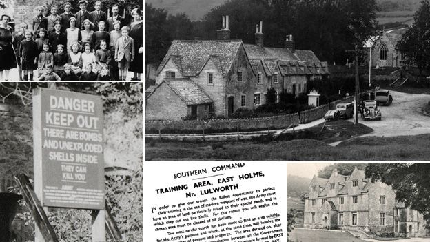 Images of Tyneham