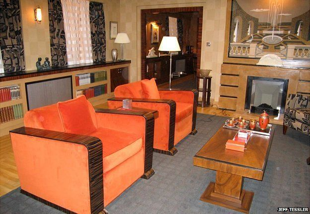 Inside Poirotu0027s Second Whitehaven Mansions Apartment