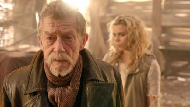 doctor who fans watch 50th anniversary special bbc news