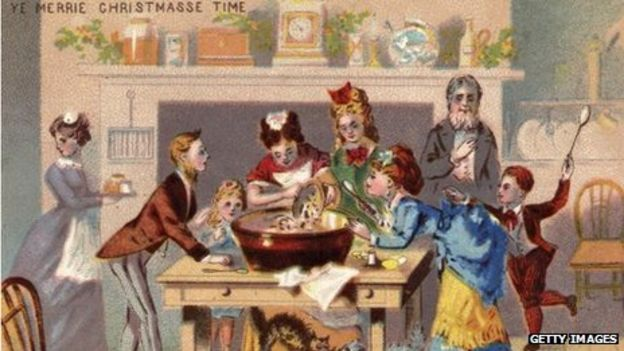 The costs of Christmas past and Christmas present - BBC News