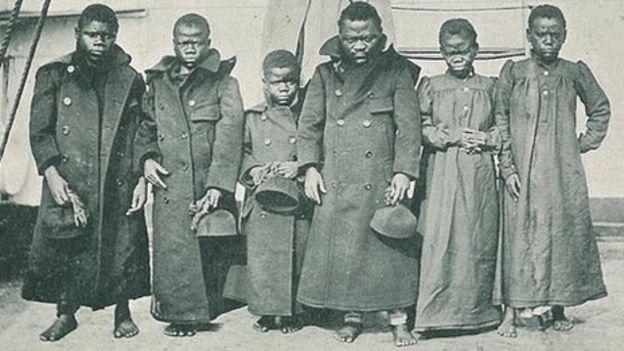The Pygmies Who Visited Edwardian England