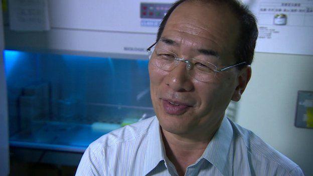 Tokyo University Professor Hiro Nakauchi