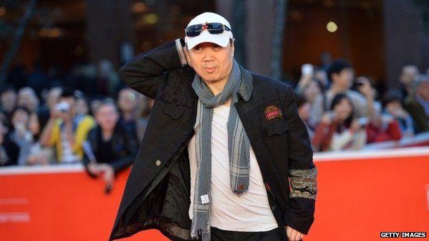 "File photo: China's ""father of rock"", Cui Jian"