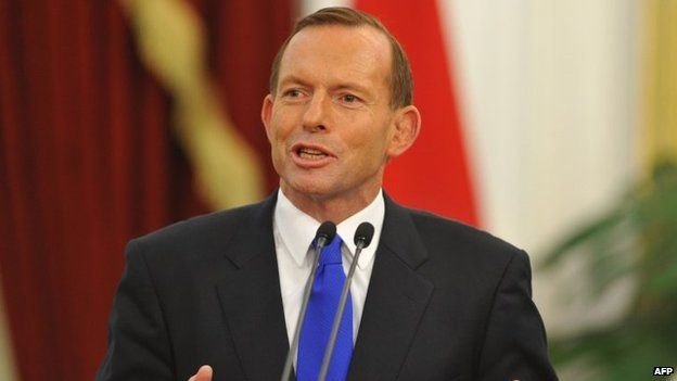 Tony Abbott, in file image