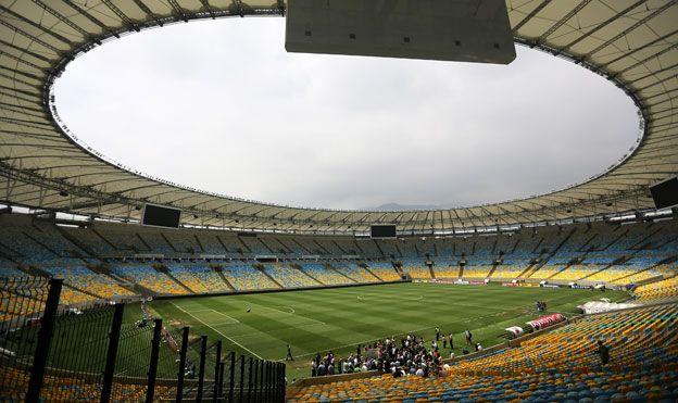 Maracana Stadium, October 23, 2013