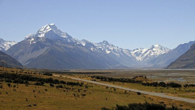Mount Cook (file image)