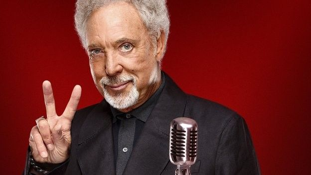 Syr Tom Jones