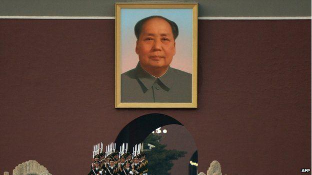File photo: Tiananmen Square in China's capital, Beijing