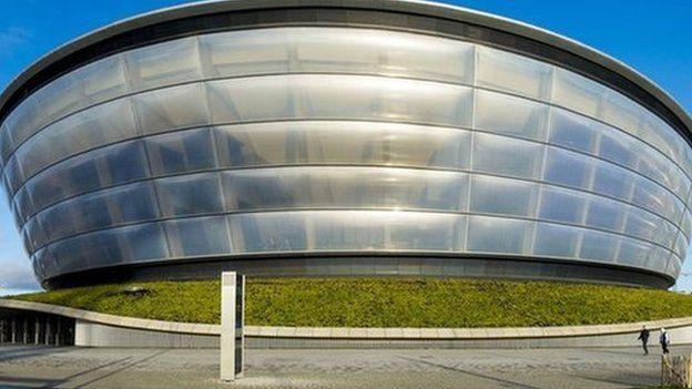 The Glasgow Hydro