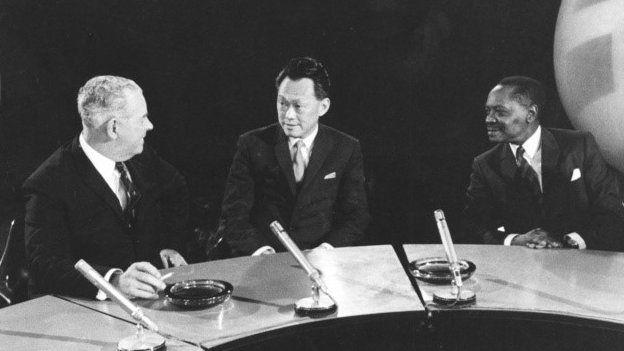 Lee Kuan Yew on Panorama