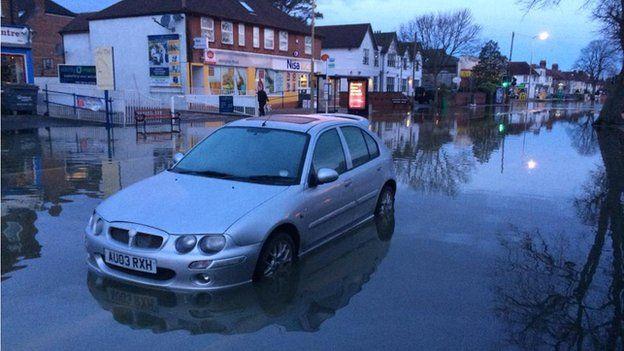 Abingdon Road in Oxford