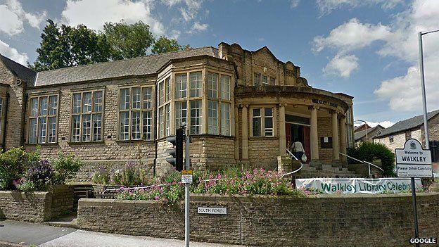 Walkley Library, Sheffield