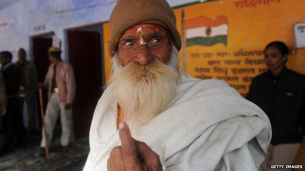 voter in India