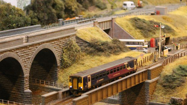 The enduring appeal of the model railway - BBC News