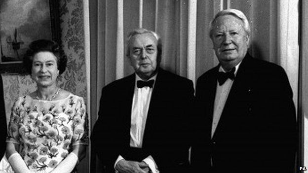 Heath Thorpe And The Lost Coalition Of 1974 Bbc News