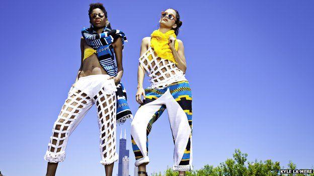 Ethiopia's clothes firms aim to fashion global sales - BBC News
