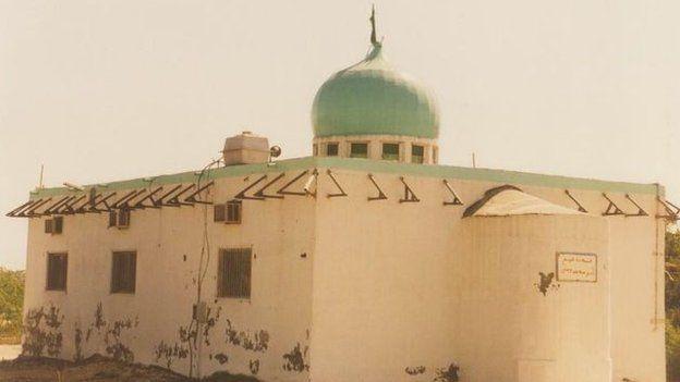 Razed Mosque Symbol Of Divided Bahrain Bbc News