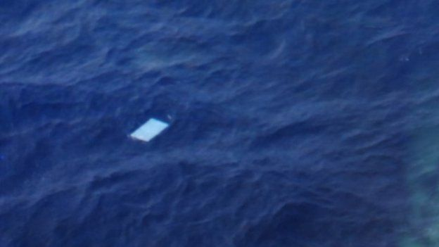 Flight MH370: Aircraft debris - or a load of rubbish? - BBC News