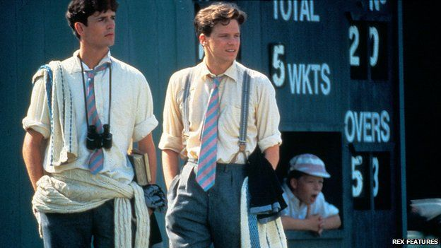 Rupert Everett and Colin Firth in Another Country
