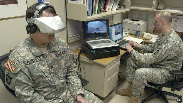 US PTSD treatment