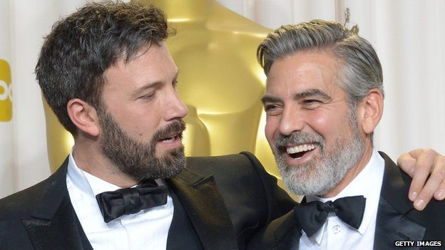 Affleck and Clooney