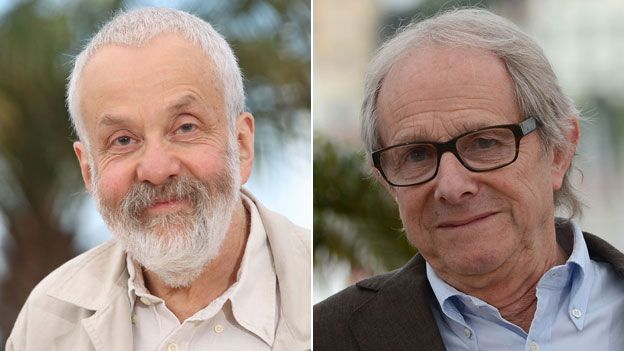 Mike Leigh and Ken Loach