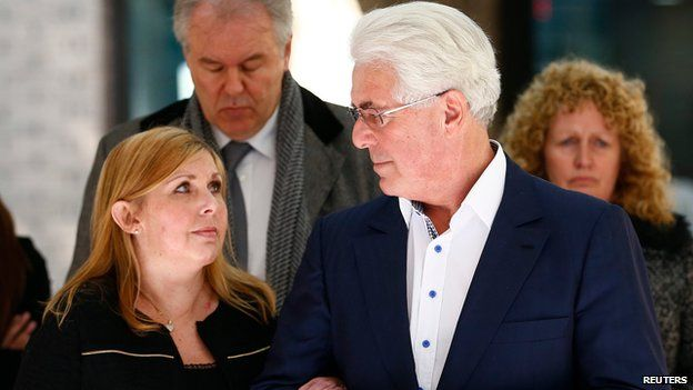 Max Clifford guilty of eight i...