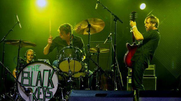 The Black Keys at Glastonbury