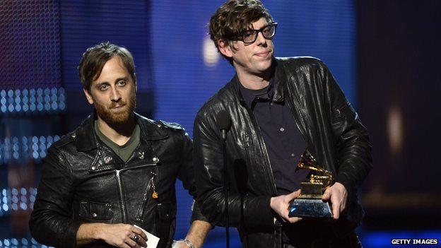Black Keys at the Grammys