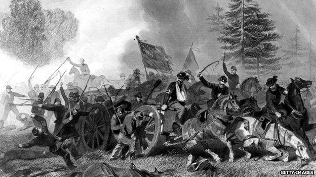The Battle of Fair Oaks