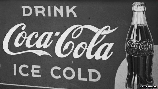 Coca-Cola advert
