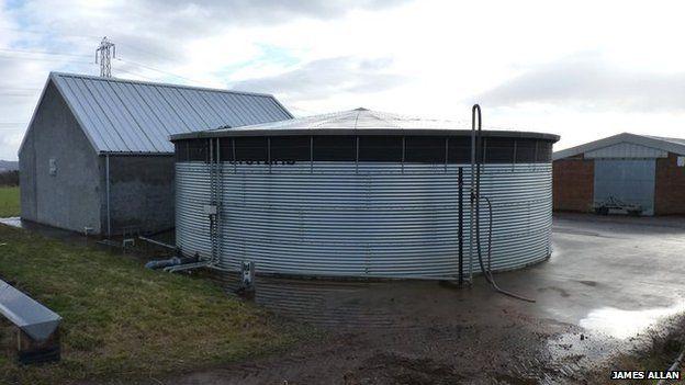Balruddery Farm, James Hutton Institute