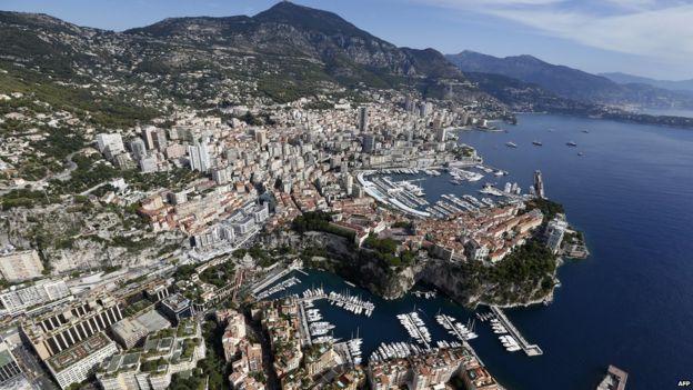 Monaco Country Profile BBC News - Is monaco a country