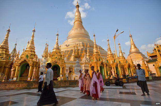Myanmar profile - Timeline - BBC News