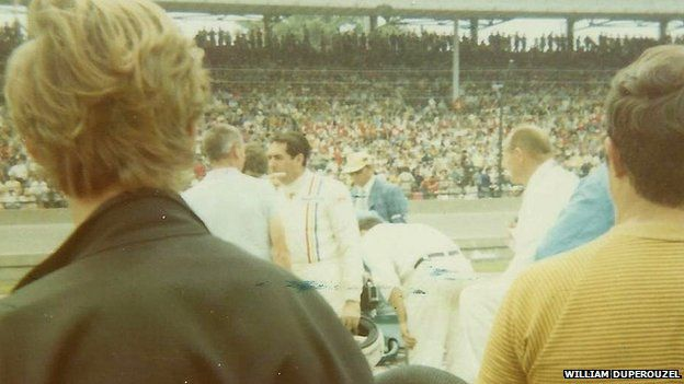 Sir Jack Brabham retires from the Indy 500