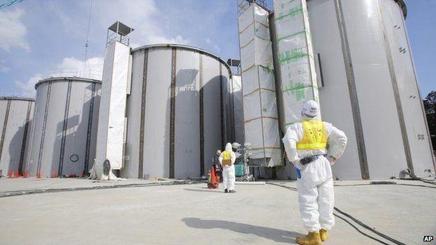 File photo: Fukushima nuclear plant