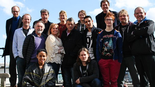 The full cast of Barnaby Rudge