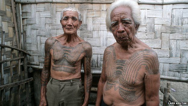 Reviving The Art Of Filipino Tribal Tattoos Bbc News