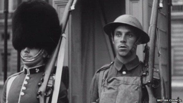 Still from War Comes to London