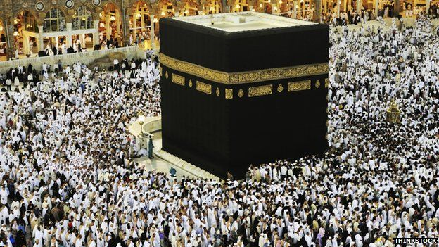 bbctrending outcry over shoe on mecca s kaaba bbc news