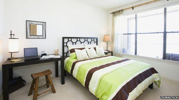 Light bedroom