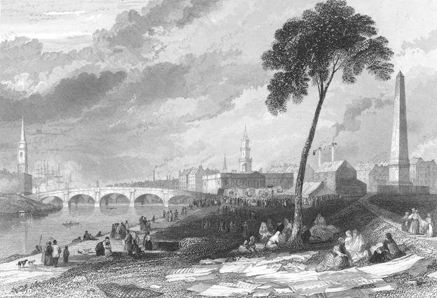 Glasgow 1860