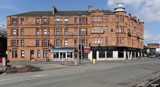Glasgow's East End